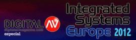 Especial ISE 2012 en Digital AV