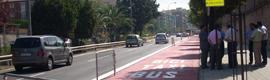 El Ayuntamiento de Granada informa sobre restricciones de tráfico usando realidad aumentada