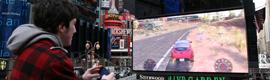 Hyundai organiza una carrera de coches en pleno Times Square