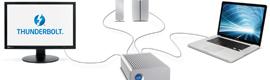 LaCie anuncia sus nuevas soluciones de almacenamiento de alta velocidad con tecnología Thunderbolt