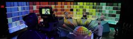 Innovación en la TV canadiense: un concurso utiliza como escenario un mapping 3D