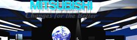 Mitsubishi Electric llevará a ISE 2012 diversas novedades para el sector de digital signage