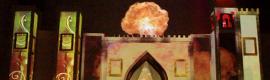 MonsterVision le prendió fuego al hotel Conrad de Punta del Este en Fin de Año