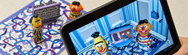 Qualcomm y Sesame Workshop exploran las aplicaciones educativas de la realidad aumentada