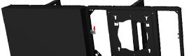 SmartMetals llevará a ISE un videowall modular para montaje en pared, piso y viga