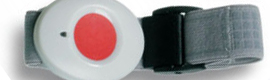 Nuevo pulsador i-Atom para teleasistencia domiciliaria con alarma de inactividad