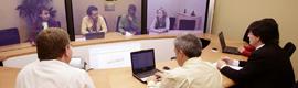Unitronics dotará con sistemas de videoconferencia a 114 centros públicos de Extremadura