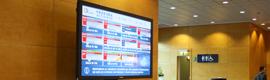 ASVideo aporta sus soluciones de digital signage al congreso internacional OPTOM 2012