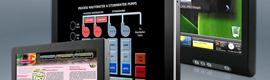 Nueva gama de paneles PC multi-táctiles de Avalue