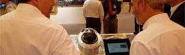 Axis exhibe en SICUR 2012 una instalación de red de videovigilancia IP completamente operativa