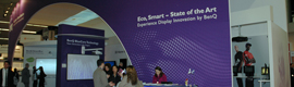 BenQ presenta 'Eco, Smart – State of the Art' en ISE 2012