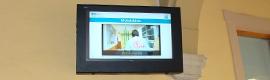 DsBitnet instala dos monitores de digital signage en HUHEZI de la Universidad de Mondragón