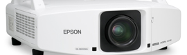 Epson Launches in ISE 2012 a new series of projectors for large spaces