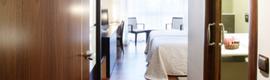 Ingeniería Domótica dota de control de accesos en habitaciones al Hotel Villa de San Adrián