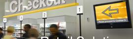 Lavi lanza un gestor multimedia para controlar el digital signage en el sector retail