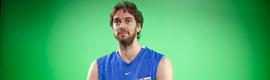 Los hermanos Gasol participarán en la Copa del Rey de baloncesto a través de una acción de realidad aumentada