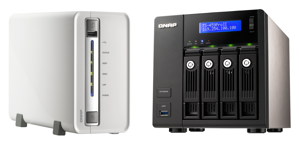 QNAP exhibits a wide variety of new products at Computex Taipei 2012