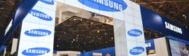 Samsung muestra en ISE 2012 la próxima generación de displays para el mundo de los negocios