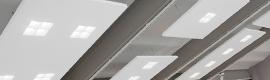 Philips y Ecophon crean una solución de iluminación y acústica para el confort en las oficinas