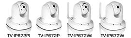 TRENDnet incorpora a su catálogo una docena de nuevas cámaras IP