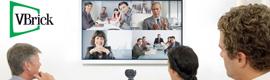 Nueva solución de VBrick que permite ampliar las videoconferencias a múltiples usuarios