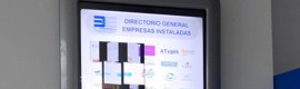 ID Innova instala un iLook Táctil en BIC Euronova del Parque Tecnológico de Andalucía