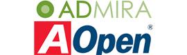 ADmira y AOpen firman una alianza estratégica