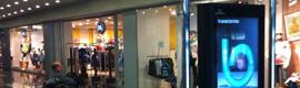 Alooha integra un nuevo circuito DOOH en el Centro Comercial Baricentro