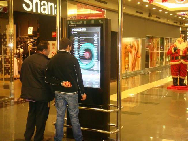 Mejorar la experiencia de compra mediante el digital out for Centro comercial barbera del valles