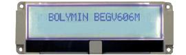 Nuevo módulo display de bajo consumo de Bolymin