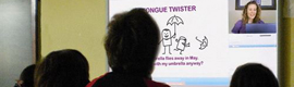 Los alumnos de un colegio de Cantabria podrán aprender inglés a través de videoconferencia