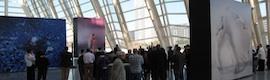 IEC participa como Tech Partner en la exposición 'Future Nature' en la Ciudad de las Artes en Valencia
