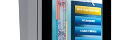 Delphi exhibe en la DES de Las Vegas un mapa-display interactivo para exteriores