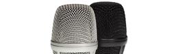 Neumann presenta las nuevas cápsulas microfónicas KK 204 y KK 205