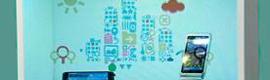 Paraddax prepara el lanzamiento de un revolucionario display LCD transparente