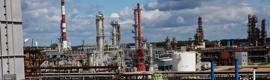 IndigoVision despliega un sistema de videovigilancia IP en una refinería lituana