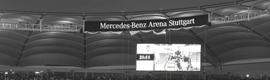 El estadio del VfB Stuttgart se apunta al digital signage