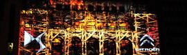 Valencia 'quema' su primera falla virtual