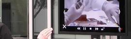 WIN&I Media Viewer de Evoluce propone una innovadora forma de interactuar con el display