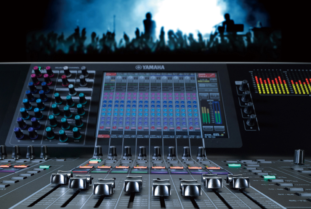 Yamaha saca al mercado las nuevas consolas digitales de la