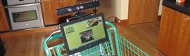 Whole Foods presenta el prototipo del carrito de supermercado del futuro