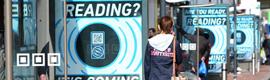Kinetic y JCDecaux ponen en marcha el primer proyecto de NFC a gran escala