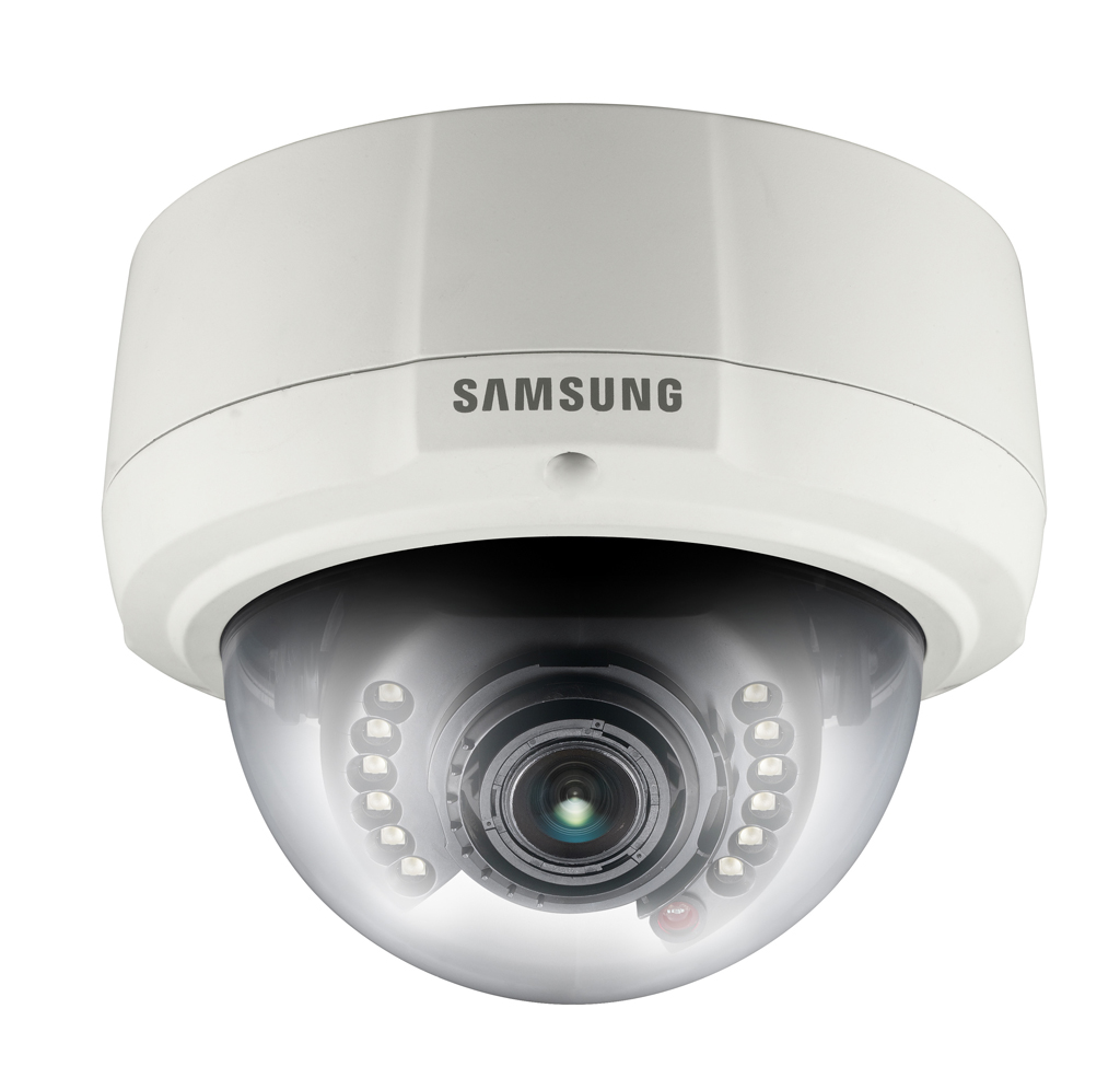 Samsung presents the new range of WiseNetS network cameras