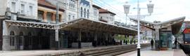 Adif instala un nuevo sistema de información en la estación de Vitoria-Gasteiz