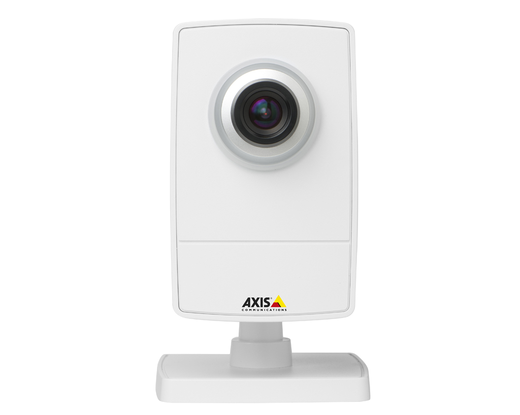 New cameras of network Axis M1013 and Axis M1014 indoor