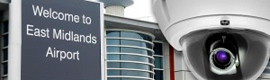 El aeropuerto de East Midlands instala el sistema de vigilancia de video por IP de IndigoVision