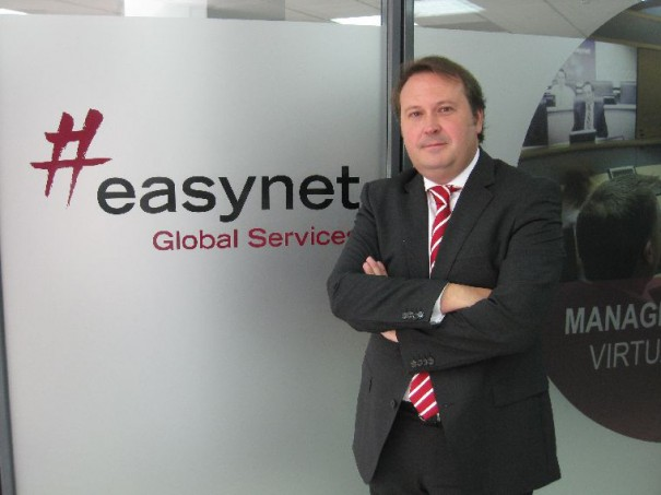 Javier Morgado, country manager Easynet España