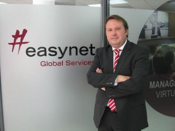 Javier Morgado, country manager Easynet España