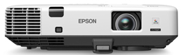EB-1900, new range of projectors for professional and educational environments of Epson