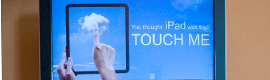 Lopesan dota con una pantalla interactiva de digital signage al hotel Costa Meloneras